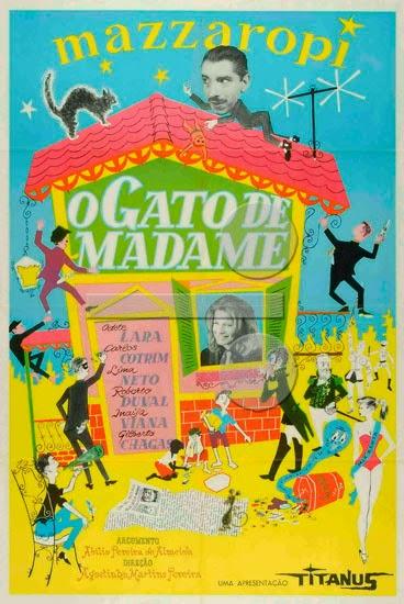 O Gato de Madame