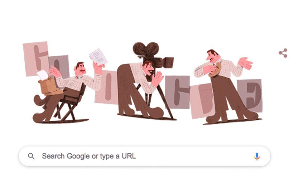 Doodle: Google faz homenagem para Amácio Mazzaropi