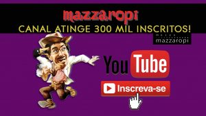 Canal Youtube do Museu Atinge 300 Mil Inscritos