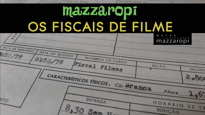 Os Fiscais de Filme