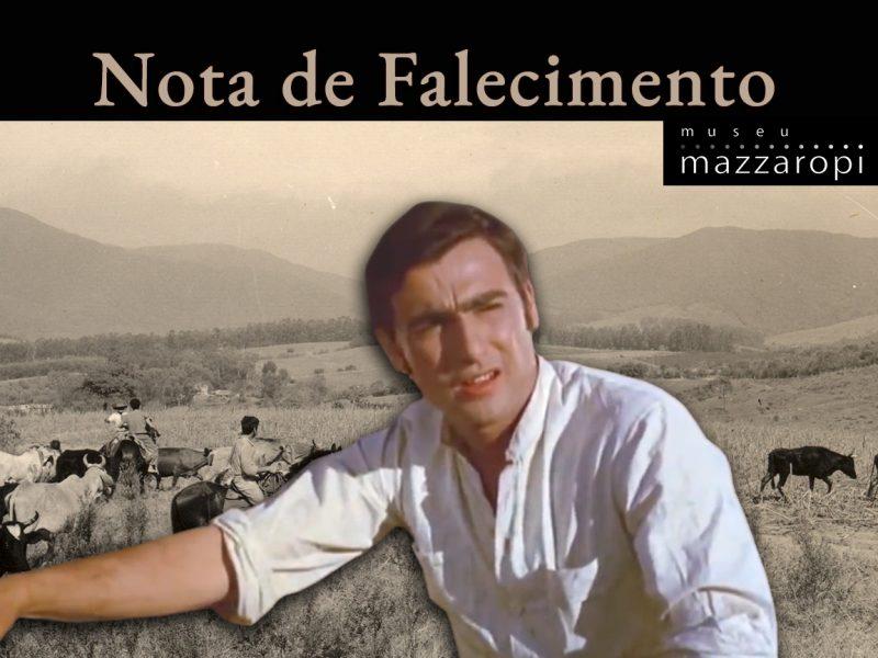 Neste domingo (19), morreu em Itatiba (SP) o ator Luis Gustavo, vítima de câncer no intestino. O ator trabalhou no filme Casinha Pequenina
