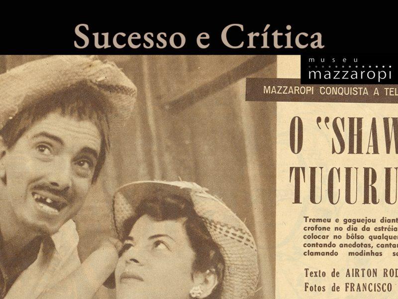 sucesso e crítica